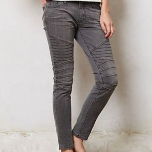 Current/Elliott moto jeans